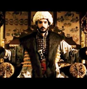 En pahalı Türk filminden ilk görüntüler!  VİDEO