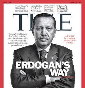 Time'ın anketine göre ''Yılın Kişisi'' Erdoğan