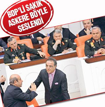 BDP'li Sırrı Sakık Askere böyle seslendi...
