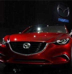 Mazda iddialı geliyor!