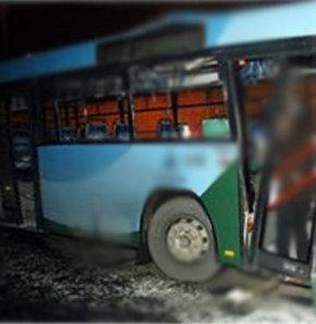 E-5'te otobüs dehşeti!