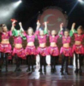Türkiye'nin ilk ve tek çocuk dans topluluğu