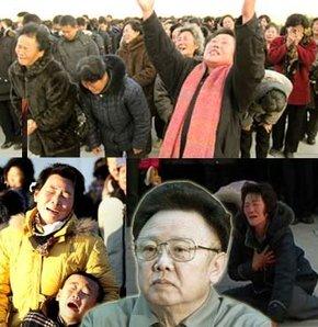 Ağlamayan Kim'se kalmayacak!
