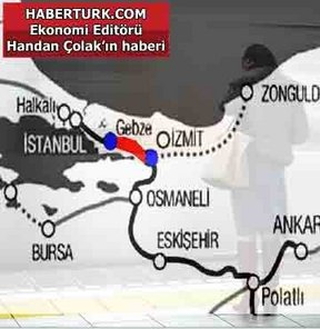 Köseköy-Gebze hattı 24 ay kapanacak