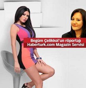 Ebru Polat, içini HABERTURK.COM Magazin'e döktü