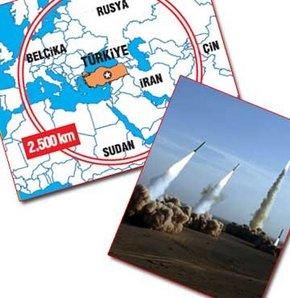 Türk füzesi: Hedef menzil 2500 km