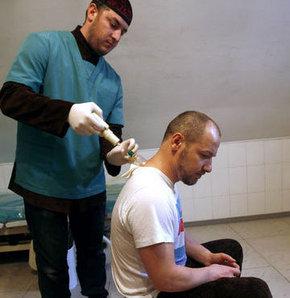Çeçenistan'daki Cin Hastanesi