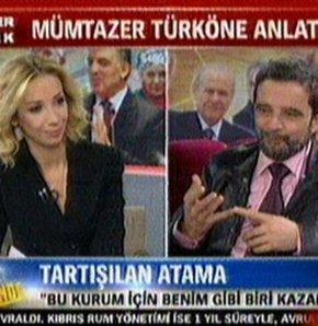 ''Atatürkçü olmayı hakaret sayarım''- Söz Sende, Balçiçek İlter, Mümtaz'er Türköne, Mustafa Kemal Atatürk