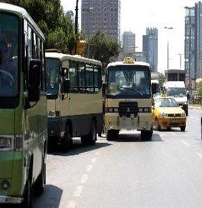 istanbul trafiği, minibüsler kaldırılıyor, kadir topbaş, taksiler boş dolaşamayacak,
