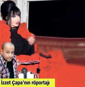 Bülent Ersoy İzzet Çapa'ya konuştu