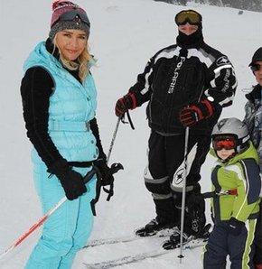 Şen lerin kayak keyfi için tıklayınız