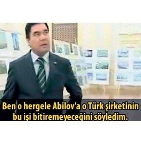Türk liderden Türklere hakaret