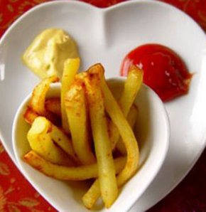 709633 detay - Kızarmış patates 'masum' mu?