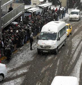 İstanbul'da kar tatili- İstanbul, kar yağışı, kar tatili, İstanbul Valiliği, hamile, engelli