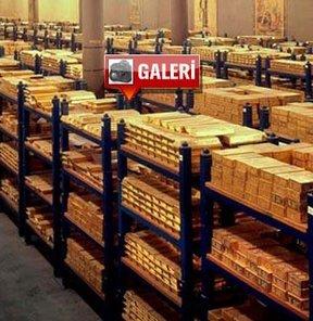 Londra Altın Rezervleri Merkez Bankası Ingiltere Haberler
