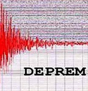 Ağrı'da deprem!
