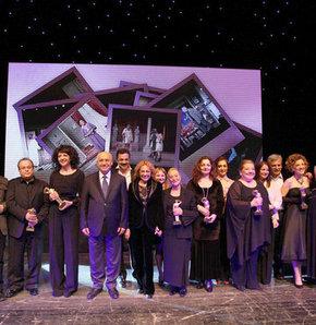 Sadri Alışık Tiyatro Ödülleri sahiplerini buldu