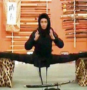 Kadın ninja ordusu!-İsrail-İran