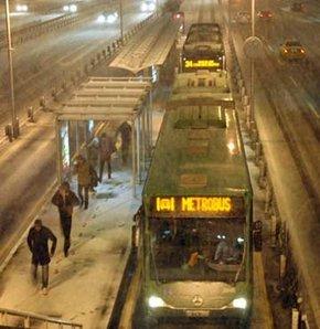 İstanbul'da son durum-kar yağışı-hava durumu
