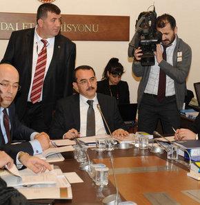 Yeni yargı paketi alt komisyonda