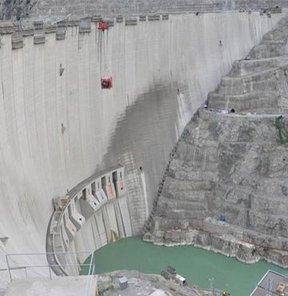 Deriner Barajı Yusufeli Barajı Veysel Eroğlu DSİ Orman ve Su İşleri Bakanı cari açık elektrik üretimi