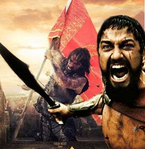 Time dergisi: Fetih 1453 300 Spartalı'nın tam tersi