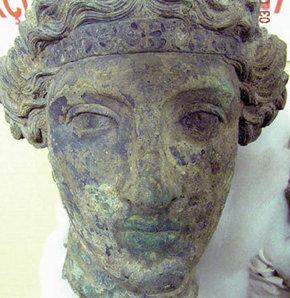 5 bin yıllık tarihi eser kaçırılırken yakalandı