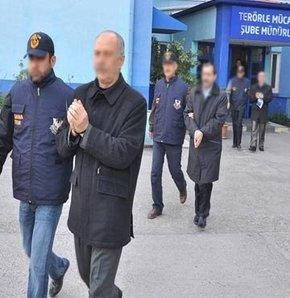 KCK gözaltılıları adliyede!