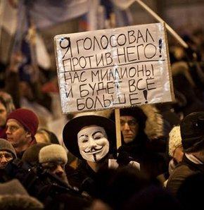 Rusya muhalefet eylem Moskova Sergey Udaltsov