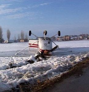 Ankara'da uçak