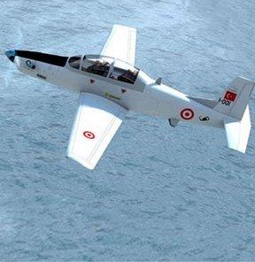 THK Türk Hava Kurumu İlk yerli eğitim uçağı
