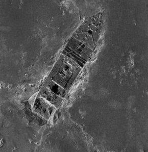 Titanik''in haritası çıkarıldı