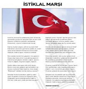 Kaymakam Özyiğit'ten İstiklal Marşı mesajı