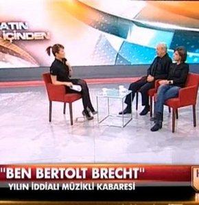 Genco Erkal ve Tülay Günal, Hayatın İçinden'in konuğu oldu