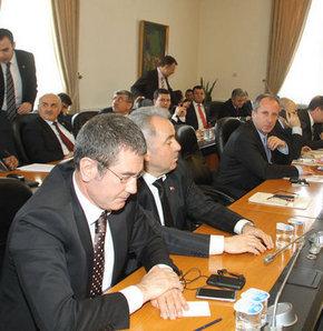 Komisyon'da yer tartışması
