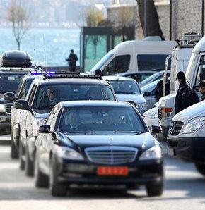 İstanbul'da güvenlik zirvesi!