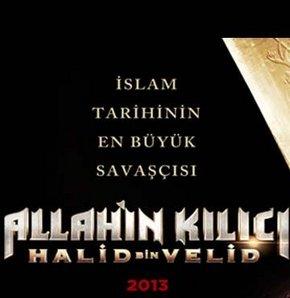 Halid Bin Velid'in filmi geliyor