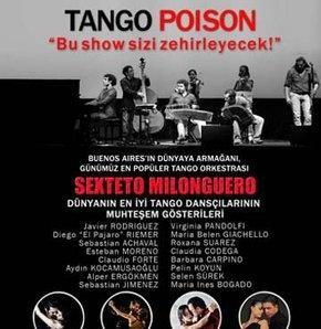Tango Poison İstanbul'a geliyor!