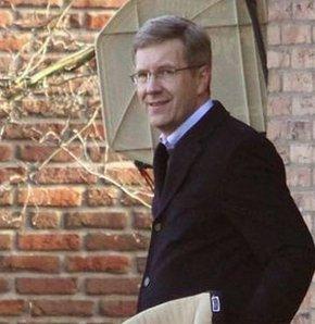 Christian Wulff Almanya manastır