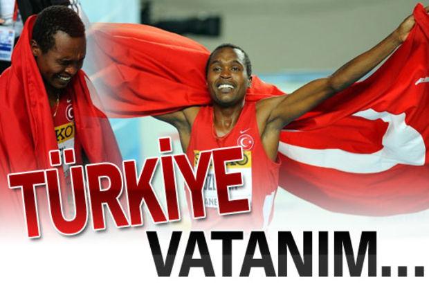 Türkiye vatanım!