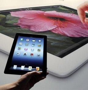 Yeni iPad için ön sipariş başladı