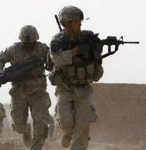 Afganistan Nato amerikan askeri sivil Justin Brockhoff