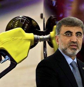 benzin MÜDAHALE taner yıldız Petrol İşleri Genel Müdürlüğü Petrol Platformu Derneği