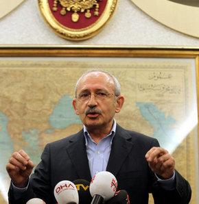 Kılıçdaroğlu: Başbakan CHP'yi tanıyamadı- Kemal Kılıçdaroğlu, Başbakan recep Tayyip Erdoğan, Danıştay, Cumhurbaşkanlığı, eğitim