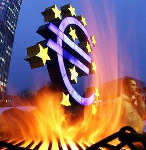 Euro Bölgesi'nde resesyon sinyali!