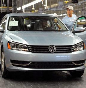 Volkswagen kârlı çıktı!