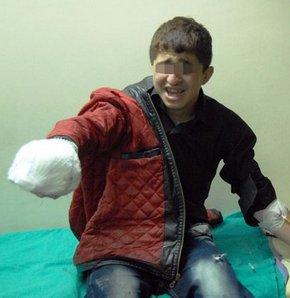 O çocuk konuştu- Adana, bomba