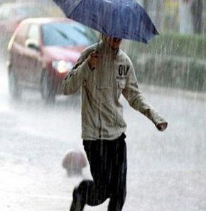 Meteoroloji yağış uyarısı Marmara