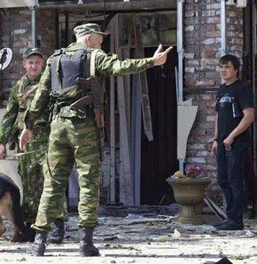 Kuzey Kafkasya'da yeni cephe