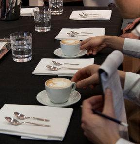Hostech by Tusid Fuarı 20. Ağırlama Teknolojileri Fuarı kahve yarışması